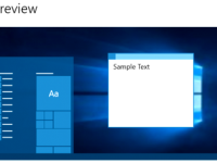 New build Windows 10 Insider Preview – 10525