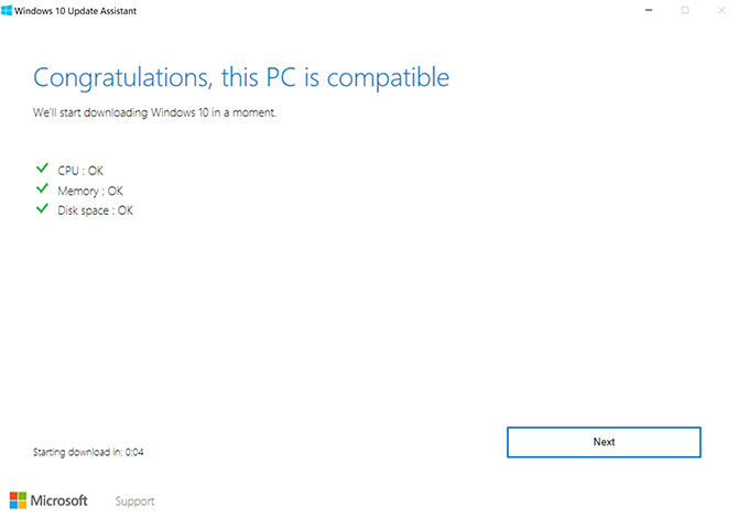 Windows 10 Update Download
